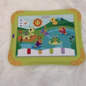 2/$20 Infantino Lights and Sounds Touchpad